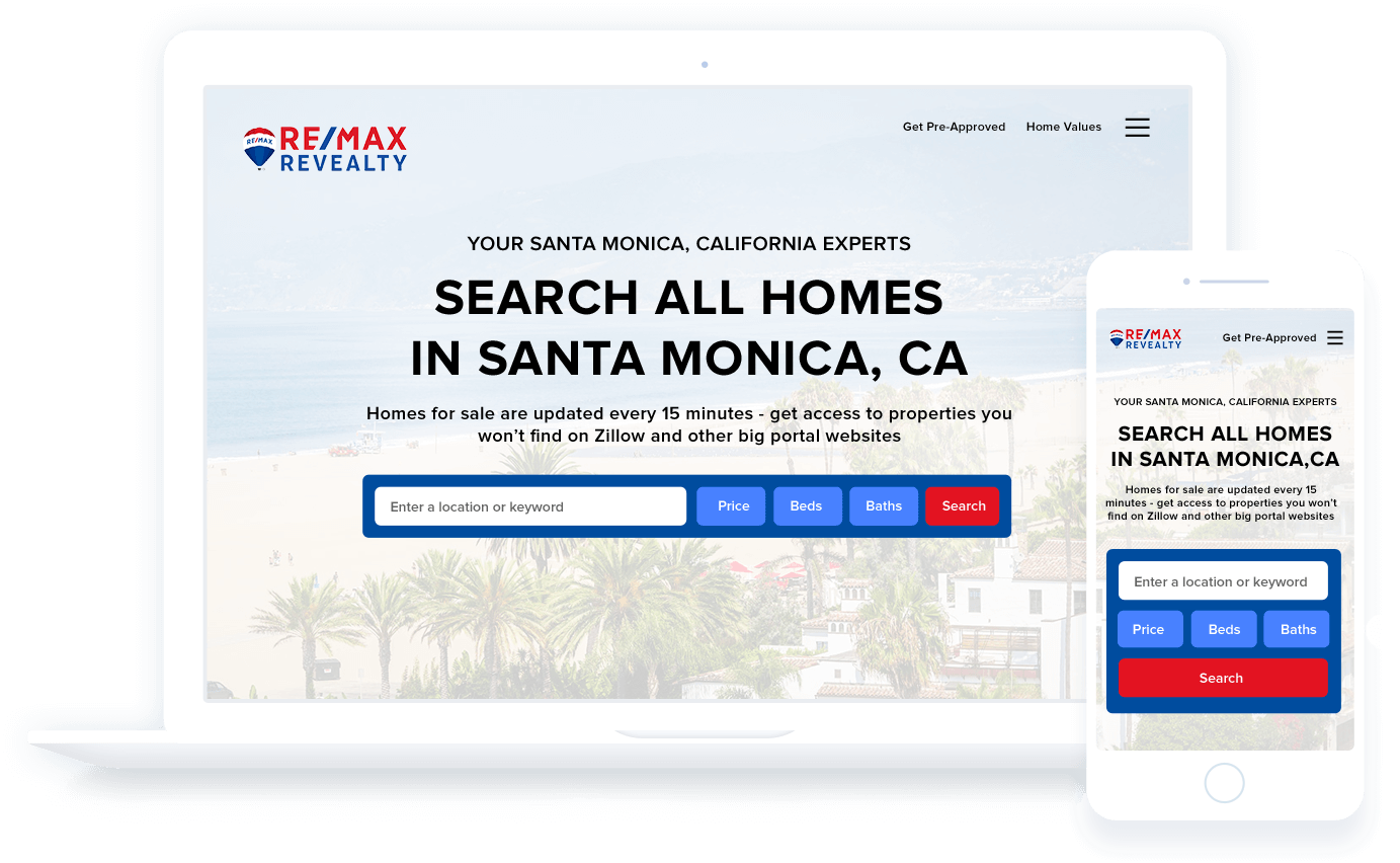 ConversionPro IDX Real Estate Websites