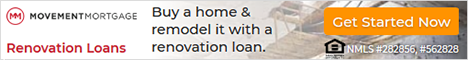 Renovation Loans Banner 468x60